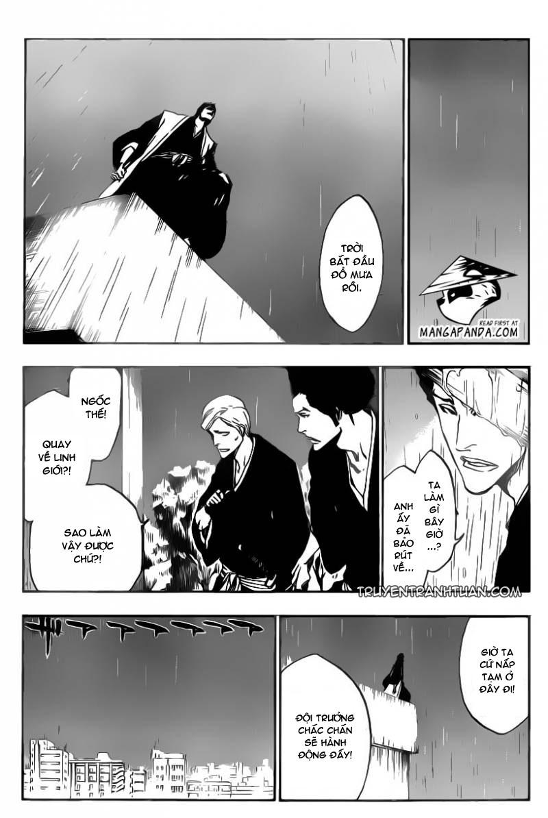 Bleach chapter 530 trang 15