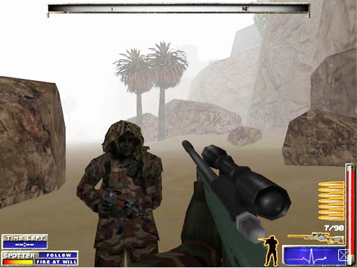 Marine Sharpshooter 1 Full Version Pc Game Free