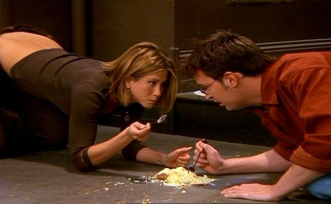 Is it alright to eat food that's been dropped on the floor?