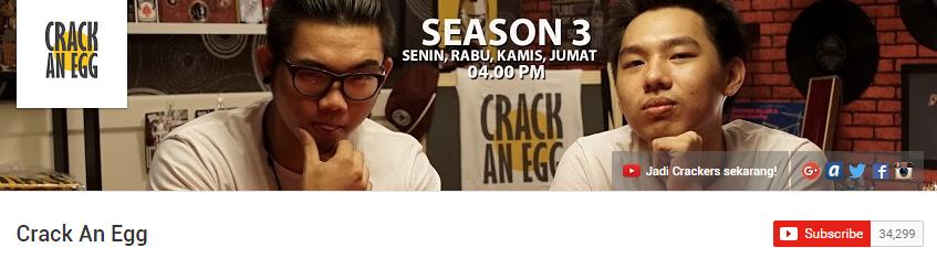Crack An Egg