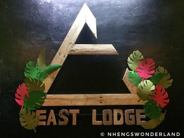 East Lodge Restobar in Antipolo