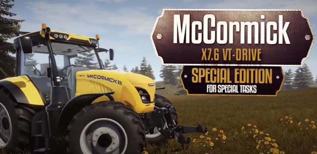 Pure Farming 2018 muestra sus máquinas en su nuevo tráiler