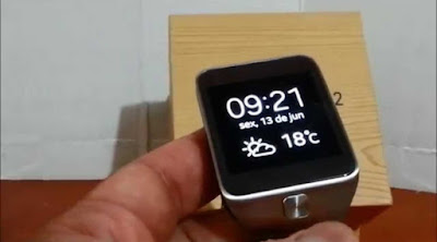 Samsung Galaxy Gear 2 (SM-R380) (R380XXU0BNE5) (THL) Official Firmware