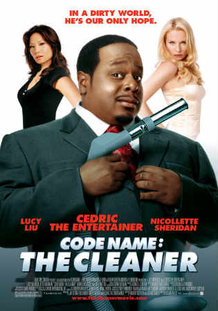 Code Name The Cleaner 2007 BluRay 300MB Hindi Dual Audio 480p Watch Online Full Movie Download bolly4u