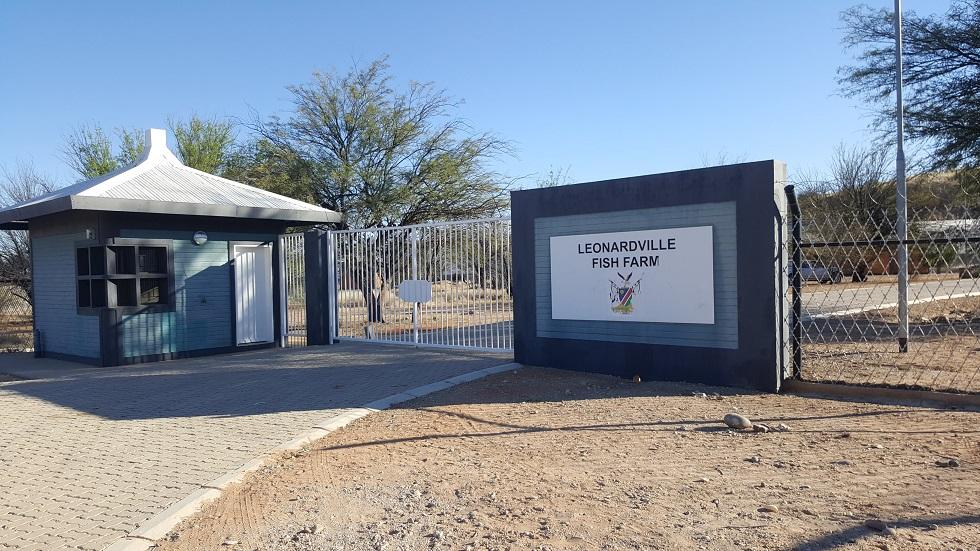 Inland fisheries and aquaculture namibia joseph shapenga for Georgia fish farms
