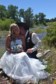 Western Wedding Flowers