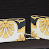TS4 & TS3 Versace Barocco Grain Leather Zip Wallet