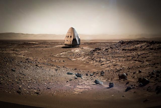 SpaceX anuncia seu plano de construir o mais poderoso foguete já feito