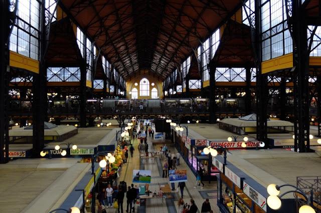 Pasar Budapest