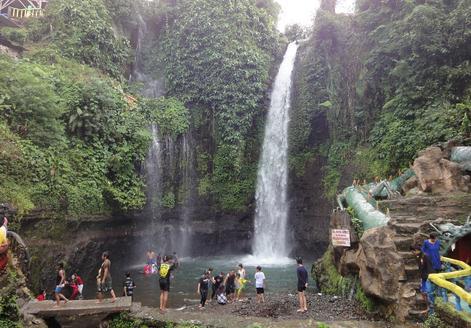 Tempat wisata curug nangka bogor