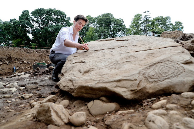 Megalithic Passage Tomb Cemetery discovered within Brú na Bóinne World Heritage Site