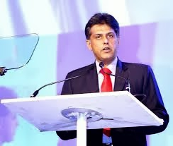 Union Information & Broadcasting Minister Sh. Manish Tewari