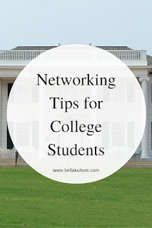 Networking Tips for College Students