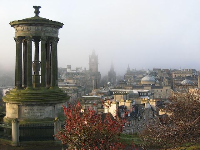 Что посмотреть в Эдинбурге бесплатно: Колтон Хилл