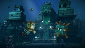 Minecraft Story Mode Season Two Mod