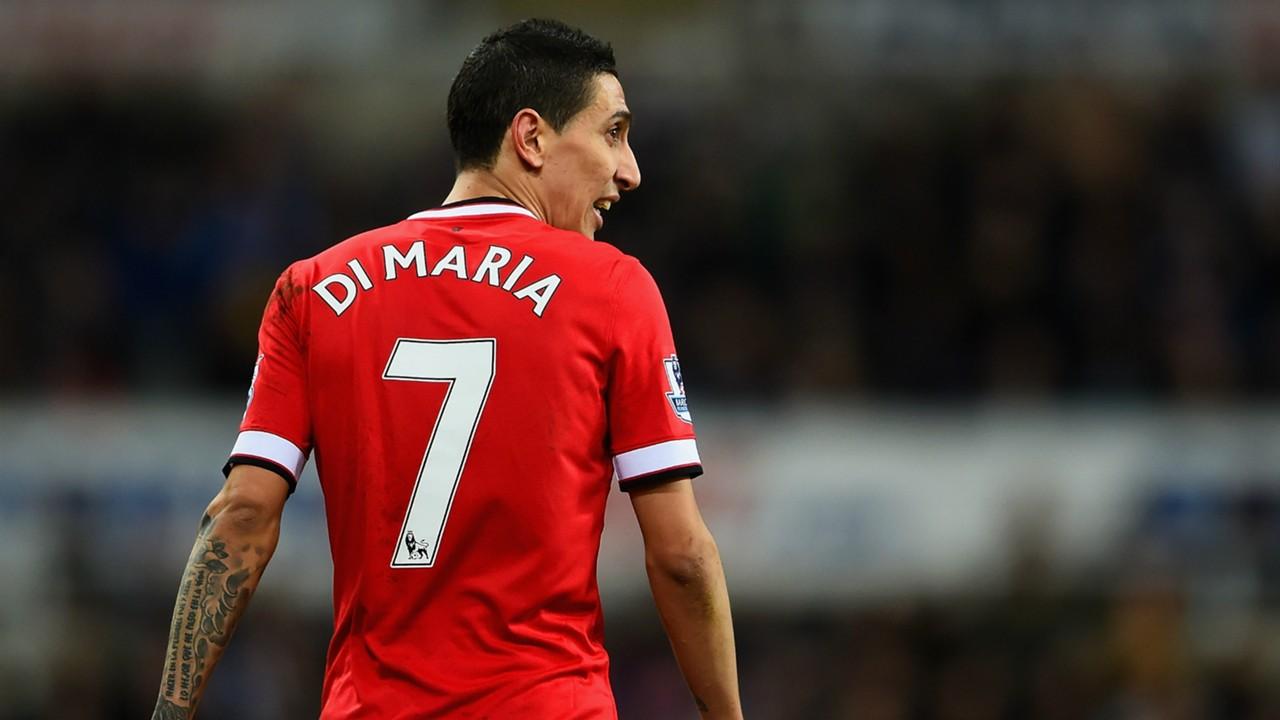 Di Maria Dan Daftar Pemain Terburuk Manchester United Sejak