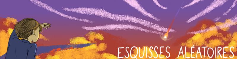 Esquisses aléatoires - blog de Coline Peyrony