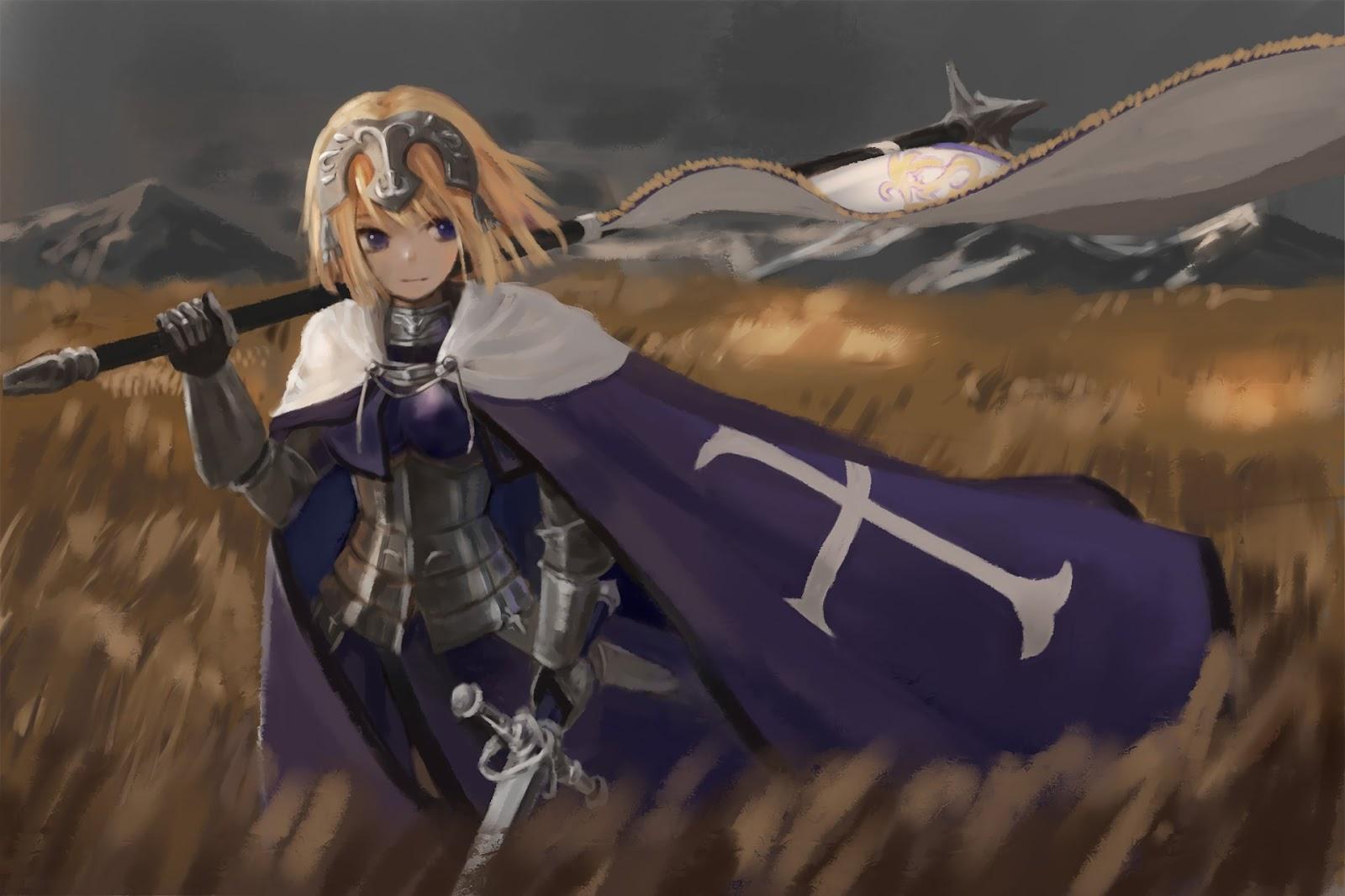 Fate AowVN%2B%252865%2529 - [ Hình Nền ] Anime Fate/GrandOrder tuyệt đẹp Full HD | Wallpaper