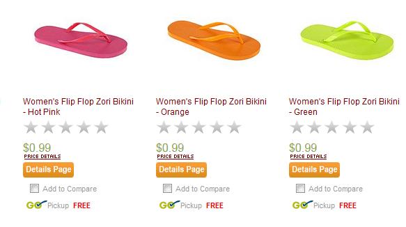 84bad973802ba Flip Flops @ Kmart Only $.79!
