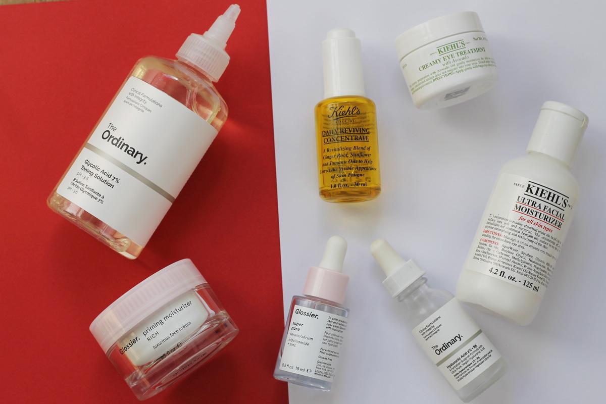 My Skincare Routine Spring 2018