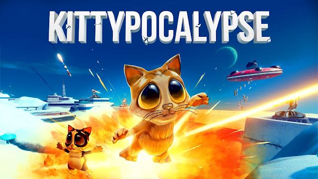 احدث الالعاب الاستراتيجية Kittypocalypse 2016