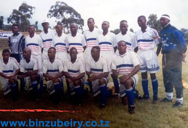 MAJI MAJI ILIYOBEBA HADI UBINGWA WA LIGI YA MUUNGANO 1998