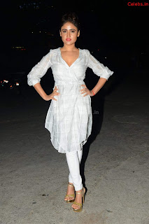 Sony Charishta in a deep neck tight white dress spicy pics ~ bollycelebs.in Exclusive Celebrity Pics 009