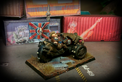 Warzone - Imperial - Fenris Bike - back