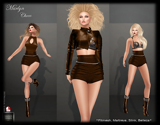 SASCHA'S DESIGNS - Outfit on Special & 60 L items