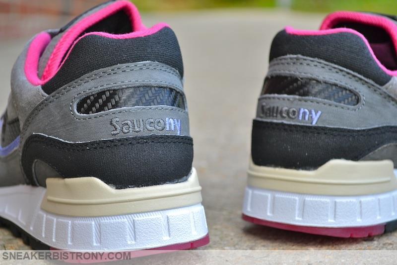 SNEAKER BISTRO Streetwear Served w  Class: Saucony x West