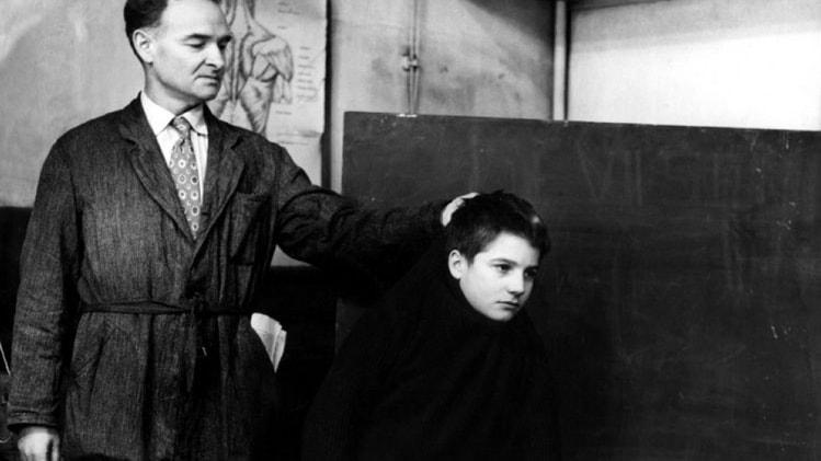 La punition corporelle dans les écoles