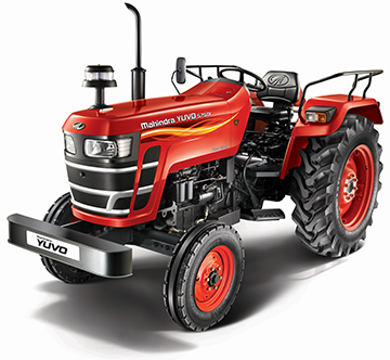 Mahindra Yuvo Tractor All Range Hd Images Types Cars
