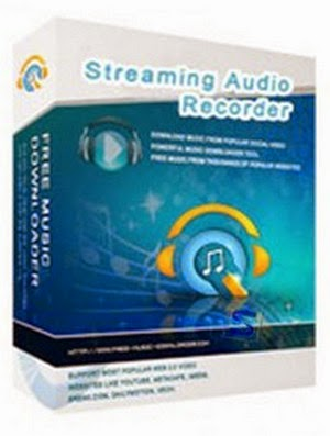 Apowersoft Streaming Audio Recorder 3.4.4 + Key