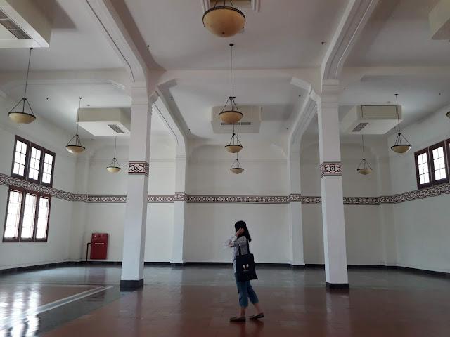 surabaya heritage track