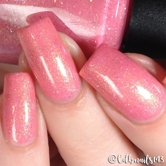 Polish'M-At First Blush
