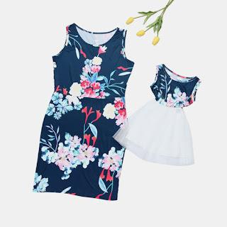 ρούχα για μαμά και κόρη
