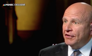 H.R. McMaster: Kim Jong Un should not be sleeping easily at night