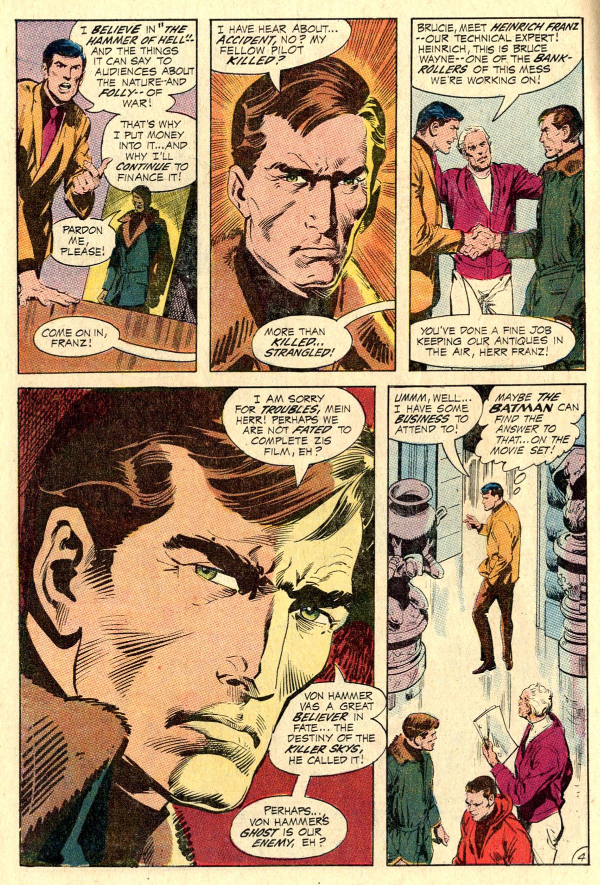 Detective Comics (1937) 404 Page 5