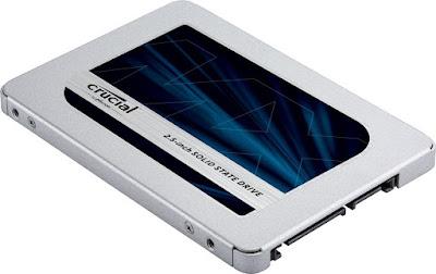 Crucial SSD MX500 2 TB