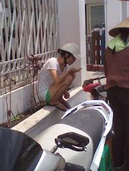 Modo vietnamita di seduta