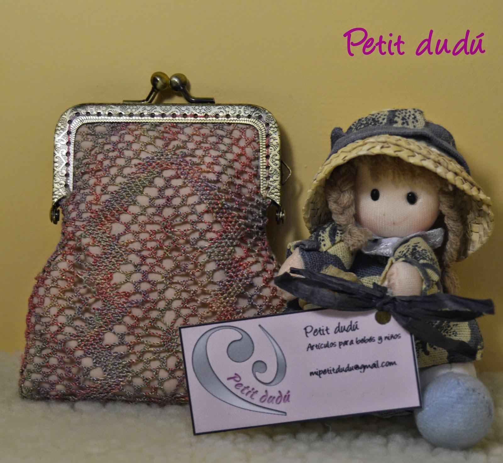 Monederos de Puntilla Petit Dudú