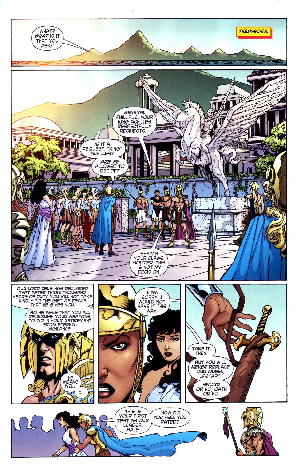Read online Wonder Woman (2006) comic -  Issue #34 - 12
