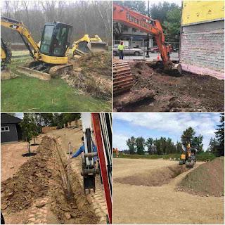 Proses Kerja Pemindahan Tanah