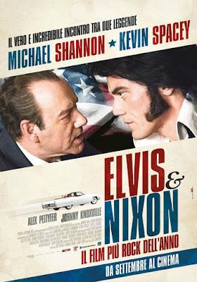 Elvis e Nixon Spacey Shannon