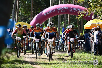 4th Samui cross country event, 20th May 2018