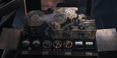 Máquina del tiempo en Dark