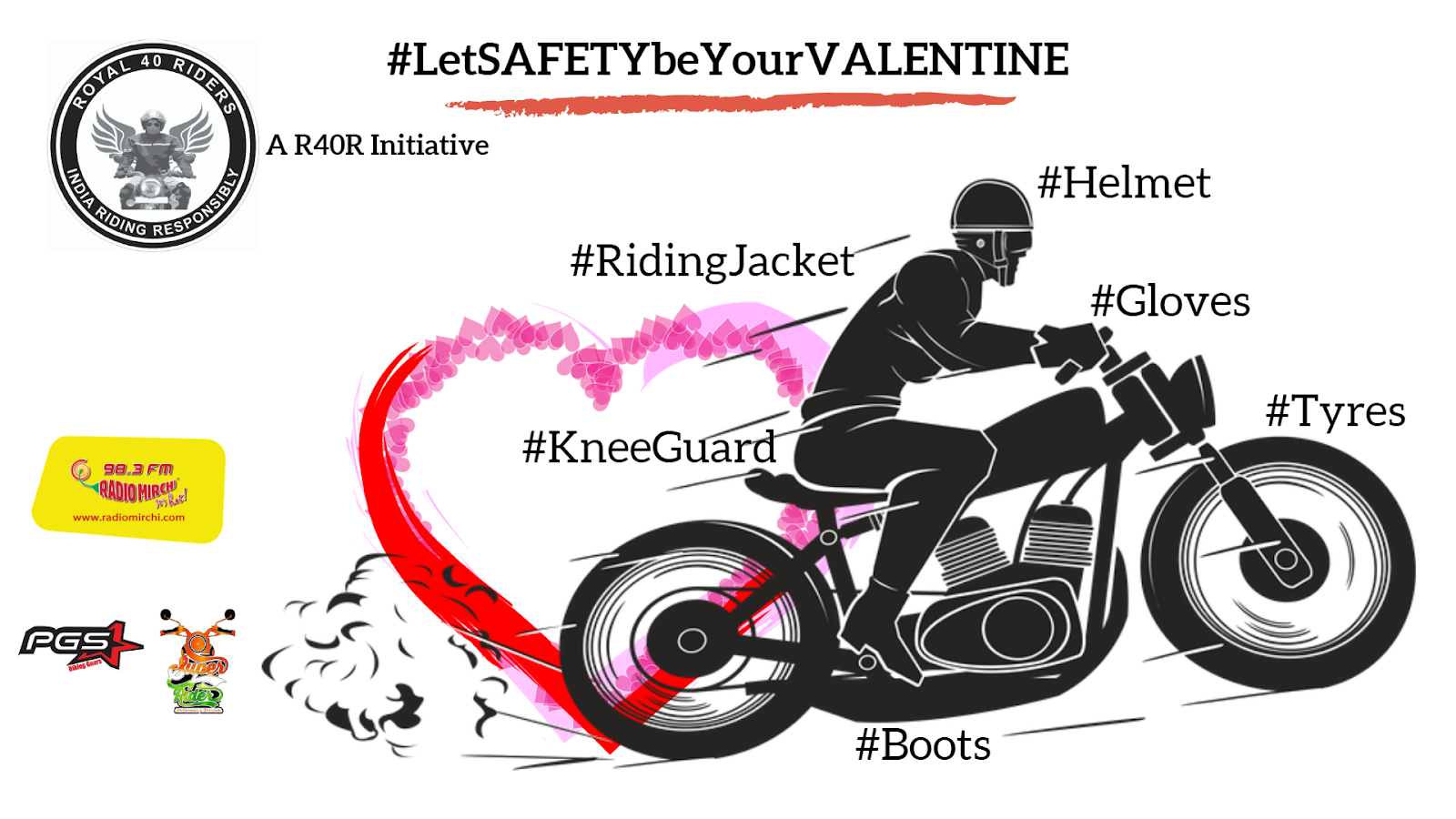 Let SAFETY Be Your VALENTINE