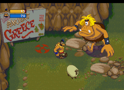 Download Game Herc's Adventures PS1 ISO