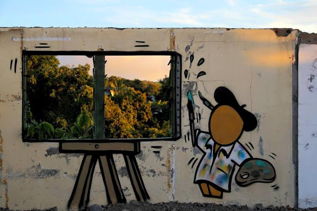 Images gallery (#47) of street art, the best unauthorized art