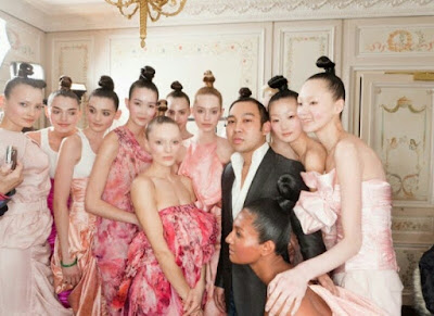 Didit Prabowo jadi desainer langganan Paris Fashion Week